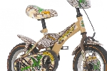 KPC Predator 16 dínós gyerek kerékpár