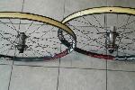 Új DH kerék szett eladó