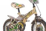 KPC Predator 12 dínós gyerek kerékpár